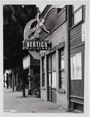 John Armstrong (WA) Black & White Photograph