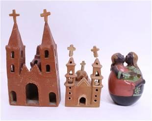 Segundo Sosa & Mexican Folk Art Pottery