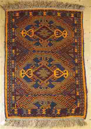 Afghani Belouch Tribal Rug