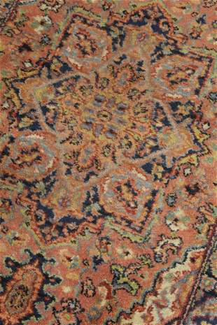 Karastan Wool Persian Style Area Rug