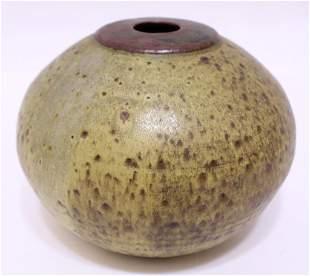 Jerry Glenn Northwest Studio Art Pottery Vase