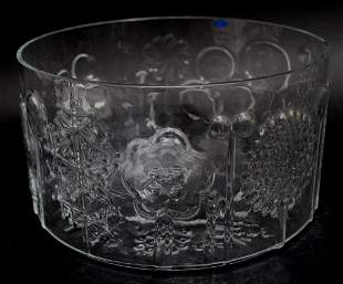Oiva Toikka Nuutajarvi Large Bowl