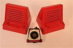 Dick Tracy Wrist Radio, Zimcom Speakers