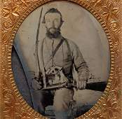 Civil War Armed Confederate 8th Tennessee Cavalry