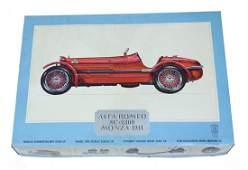 Mint Condition Pocher K71 1931 Alfa Romeo 8C 2300 kit