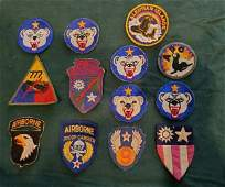 ww2 wwii world war two world war 2 patches