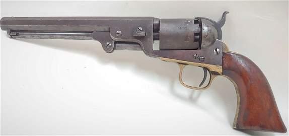 Civil War Colt Hartford Navy Revolver