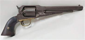Civil War Remington .44 Cal New Model Army Revolver