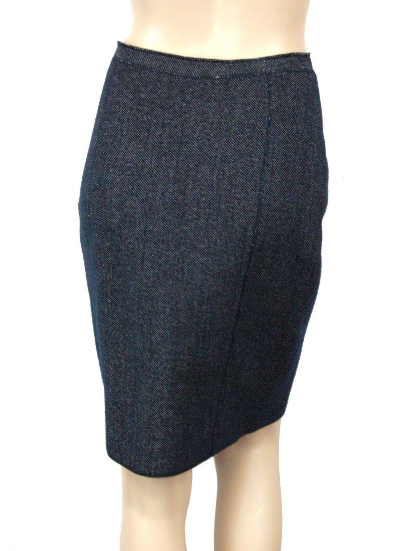 J's EXTE - Women's Italian Designer Skirt-Size 42-$349 - 3