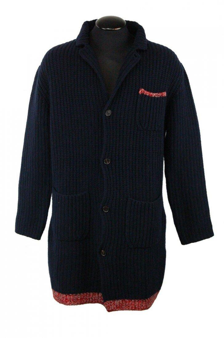 ICEBERG Men's 3/4 Knitted Sweater -XL-$950.00