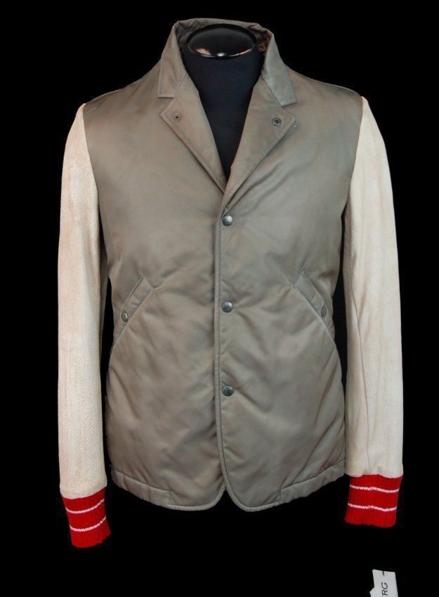 ICEBERG - Men's Designer Jacket- Size L-RETAIL $1500.00