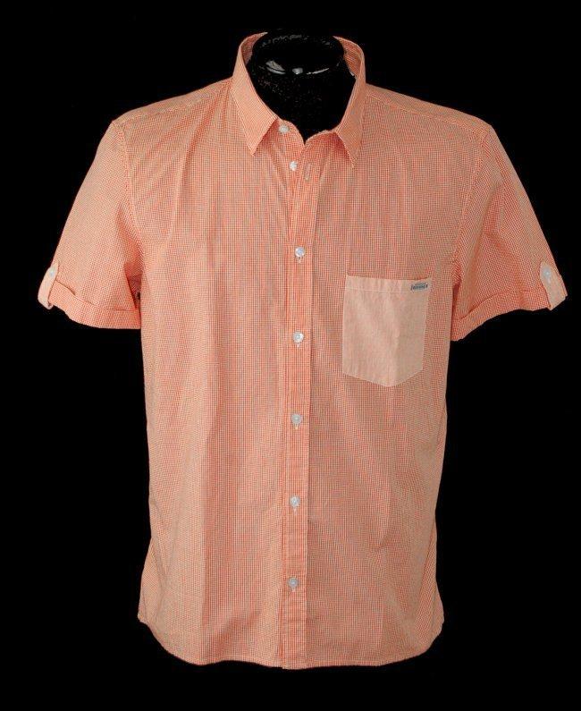 ICEBERG-Men's Designer Mickey Mouse Shirt-XL-$395.00