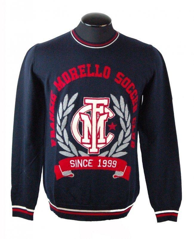 FRANKIE MORELLO Men's Designer Sweater - M - $495.00