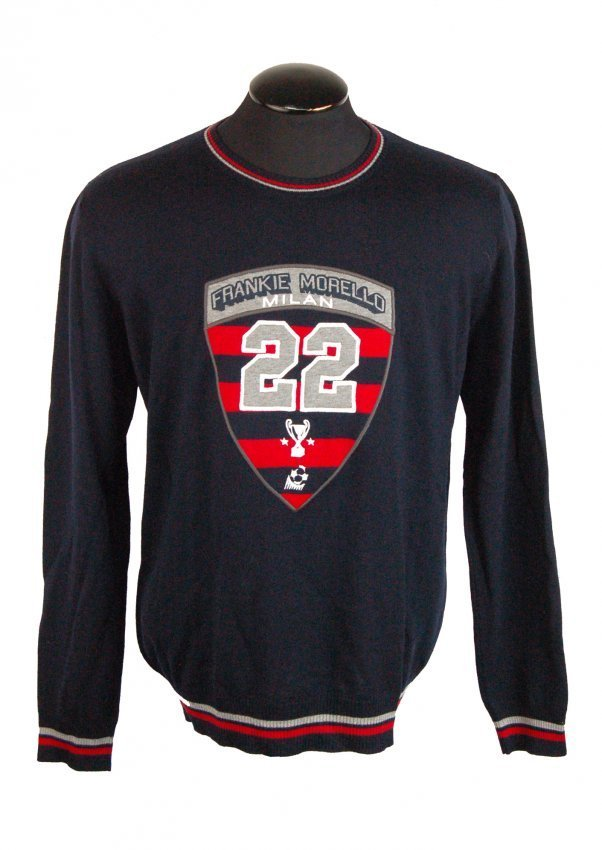 FRANKIE MORELLO Men's Designer Sweater-XXL-$495.00
