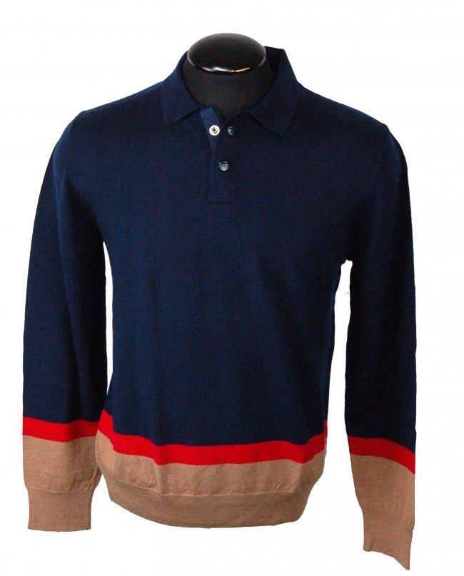 ICEBERG Men's Italian Designer Sweater - Size L - $450