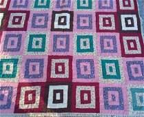 Antique Hand Sewn Quilt