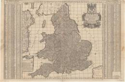 MAP - England & Wales. Berry