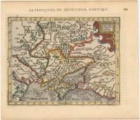 MAP - Ukraine. Mercator