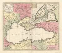 MAP - Black Sea. Seutter