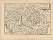 MAP - Southeastern Europe. Janvier