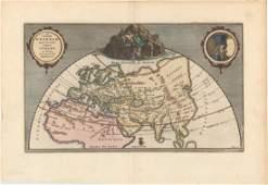 MAP - Ancient World. Goeree