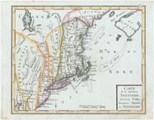 MAP  New England Bertholon