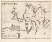 MAP - Todos os Santos Bay, Brazil. Merian
