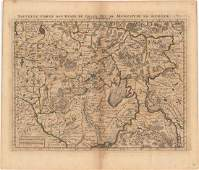MAP - Russia in Europe. Chatelain