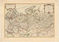 MAP, Russia in Europe, Janvier