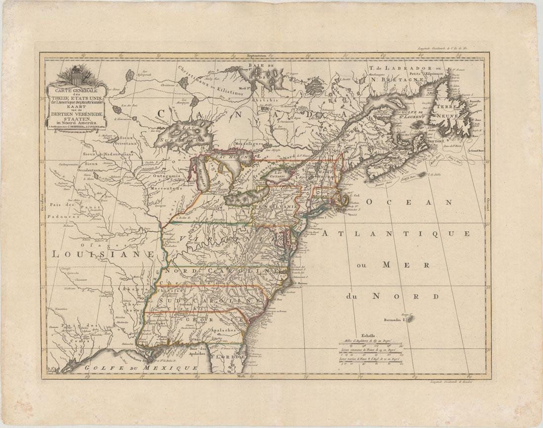 MAP, Eastern US, Covens/Mortier