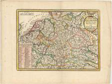 MAP, Central Europe, Chiquet