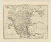 MAP, Southeastern Europe, Bowen