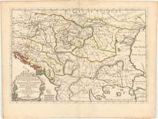 MAP Balkans Hungary Sanson