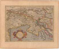 MAP Balkans  Italy Mercator