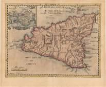 MAP Sicily Italy Bocharti