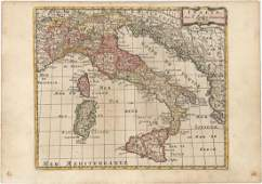 MAP Italy Sanson