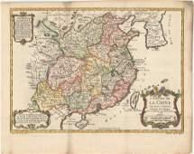 MAP China  Korea Bellin