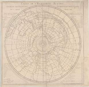 MAP, South Pole, Cook/Benard