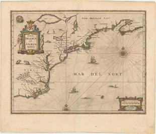 MAP, New England & Mid-Atlantic US, Jansson