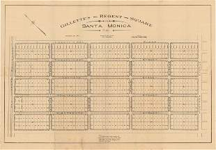 MAP, Santa Monica, California, Knapp & Woodard