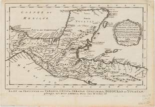 MAP, Mexico & Central America, Bellin