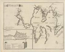 MAP, Todos os Santos Bay, Brazil, Merian