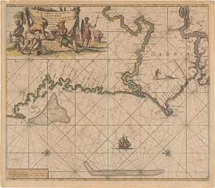MAP, Western Africa, Keulen