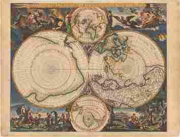 MAP, Polar, Sanson/Mortier