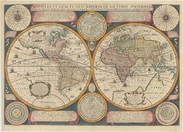 MAP, World, Boisseau