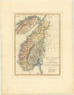 MAP, Norway, Borghi