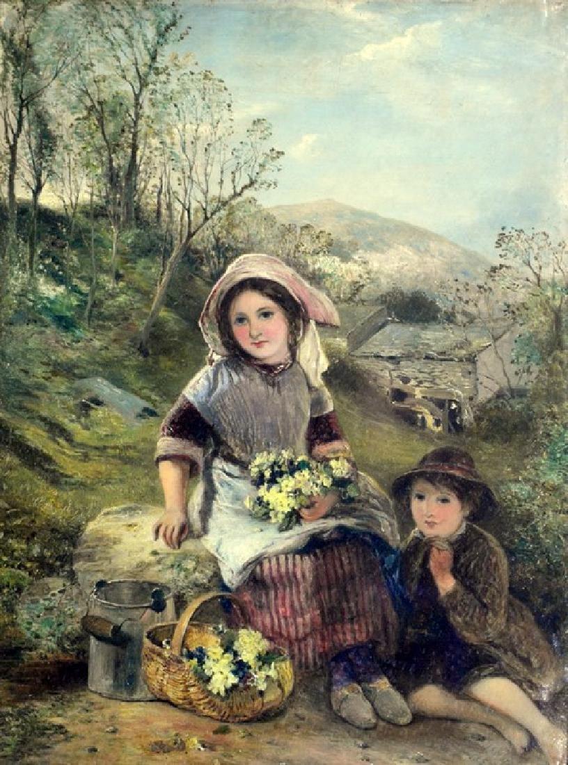 Thomas Falcon Marshall (1818-1878), Gathering