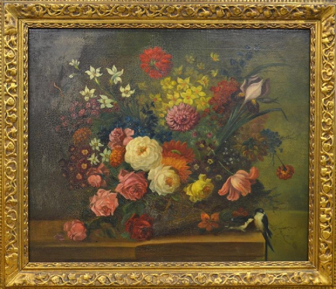 18th/19th Century Dutch School, Still Life with Flowers - 2