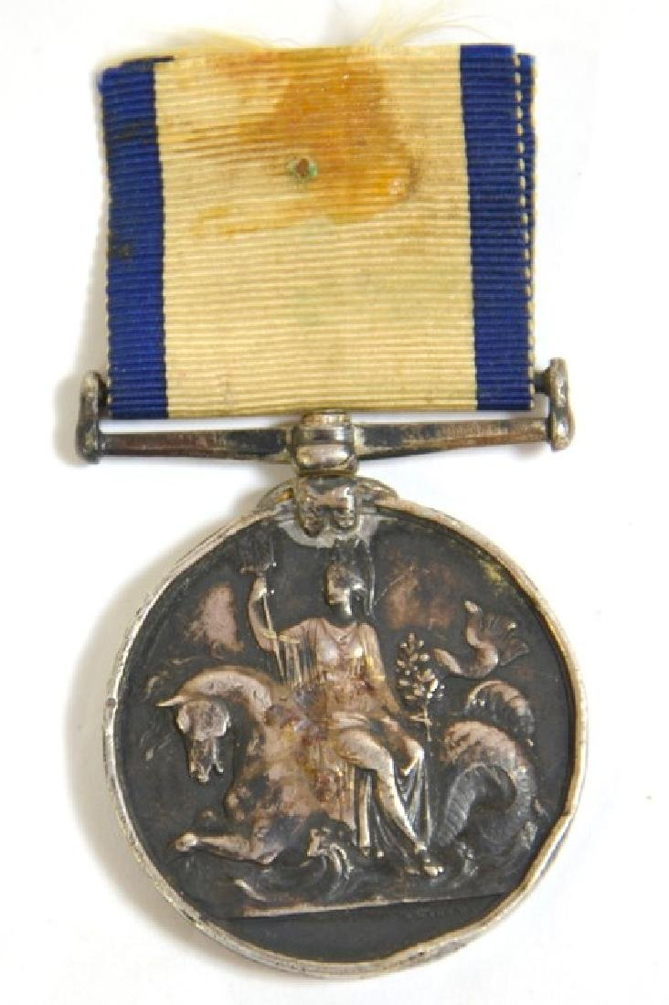 Military Medals, Naval General Service Medal 1793-1840 - 2