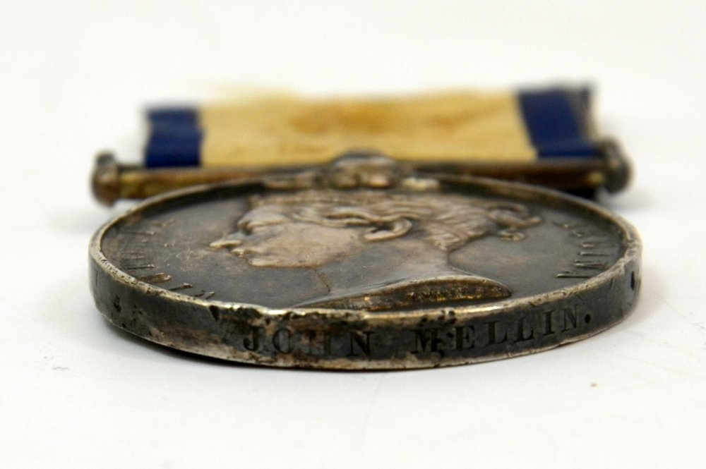 Military Medals, Naval General Service Medal 1793-1840 - 3